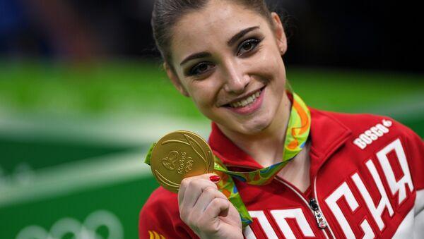 Олимпиада 2016. Спортивная гимнастика. Женщины. Брусья