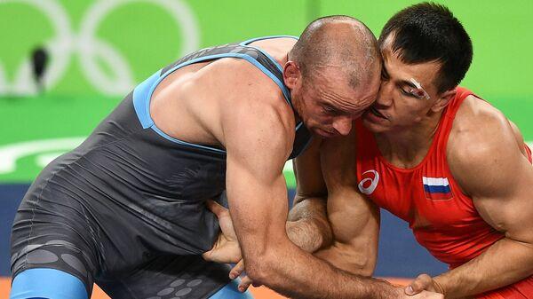 Олимпиада 2016. Греко-римская борьба. Первый день