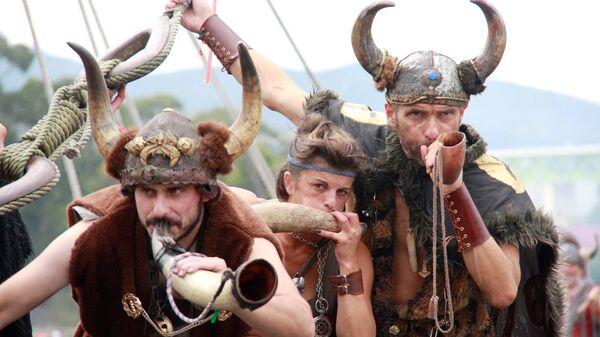 Праздник викингов в Катойре, Испания