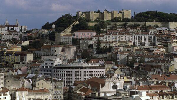 Вид на город Лиссабон. Архивное фото