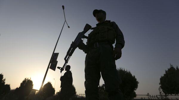 Военные в Кабуле