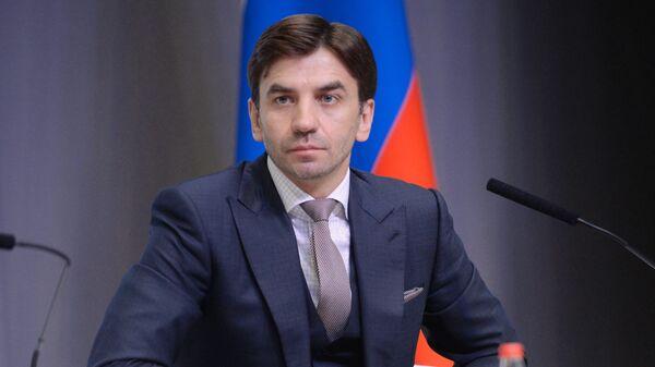 Министр РФ Михаил Абызов. Архивное фото