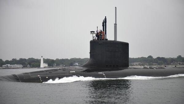 Новая подводная лодка стоимостью почти $3 млрд поступила на вооружение ВМС США