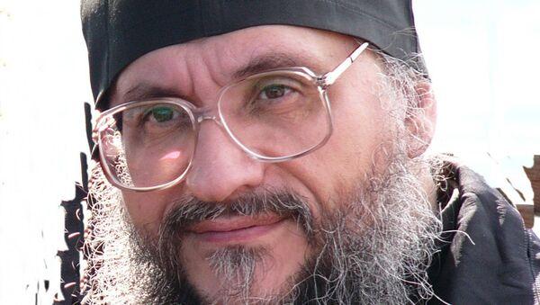 Протоиерей Геннадий Заридзе, председатель Объединения православных ученых, настоятель храма Покрова Пресвятой Богородицы