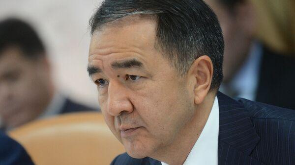 Бакытжан Сагинтаев. Архивное фото