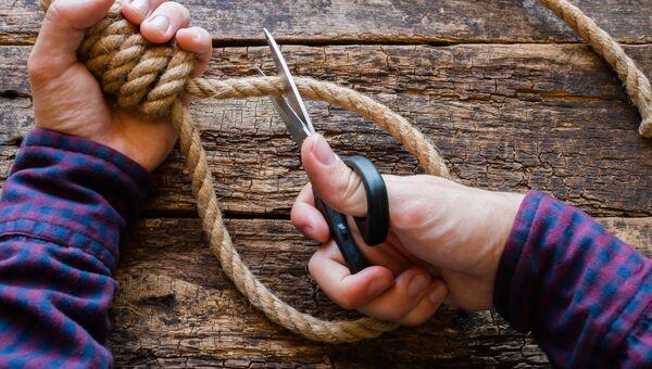 Предотвращение самоубийства