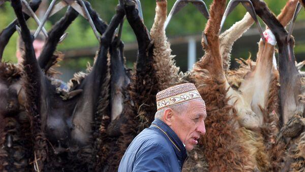 Празднование Курбан-Байрама в регионах России