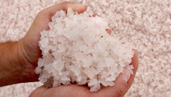 Соль. Архивное фото