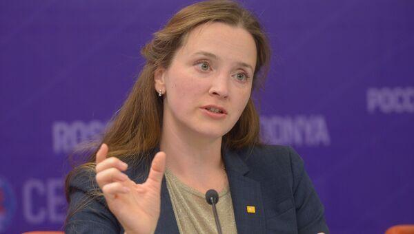 Региональный директор QS Зоя Зайцева