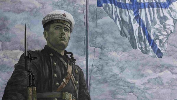 Георгий Гурьянов. Кронштадт. 1998-2003