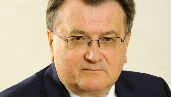 Президент топливной компании Росатома ТВЭЛ Юрий Оленин