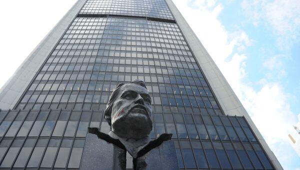Здание, где расположена штаб-квартира WADA в Монреале, Канада
