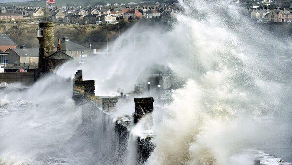Финалист конкурса Фотограф погодных явлений-2016. Paul Kingston - Storms Cumbria