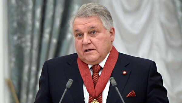 Президент национального исследовательского центра Курчатовский институт Михаил Ковальчук. Архивное фото