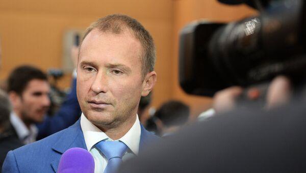 Заместитель Председателя Государственной Думы Игорь Лебедев. Архивное фото