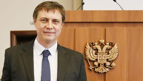 Вице–губернатор Краснодарского края Игорь Галась. Архивное фото