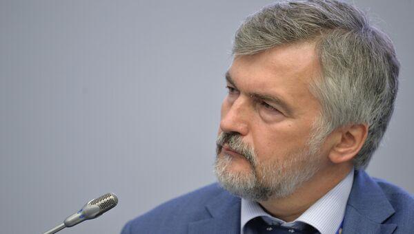 Заместитель председателя (главный экономист) Внешэкономбанка Андрей Клепач. Архивное фото