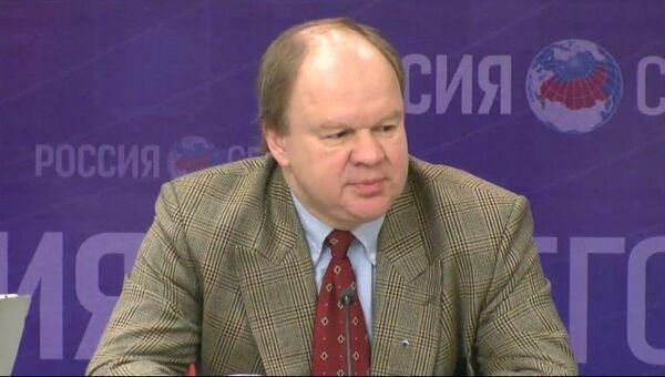 Николай Топорнин, доцент кафедры европейского права МГИМО МИД РФ
