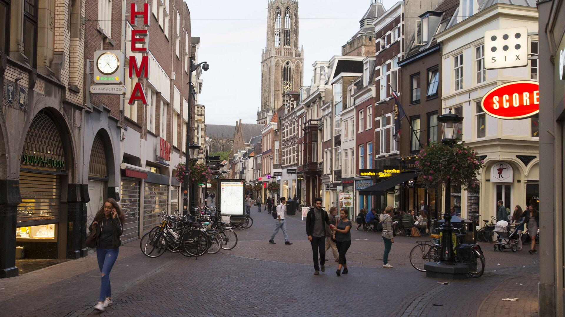 В Нидерландах обнаружили очередной загадочный монолит