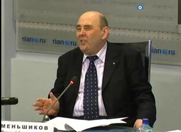 Валерий Меньшиков, член общественного совета госкорпорации Росатом, член Совета Центра экологической политики России