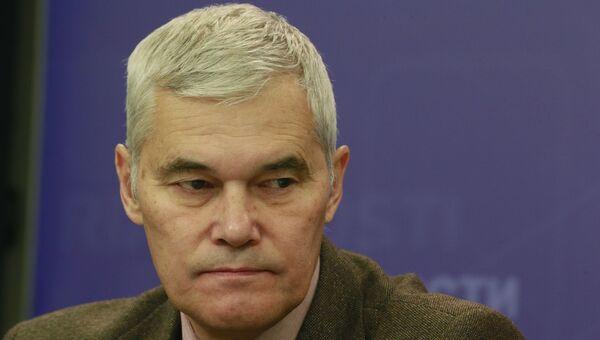 Константин Сивков. Архивное фото