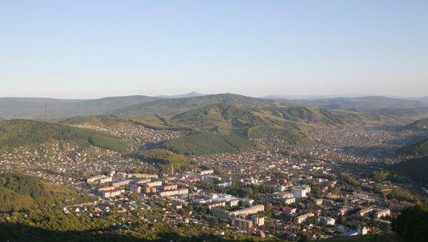 Горно-Алтайск. Архивное фото