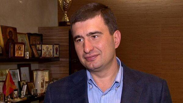 Украинский политик Игорь Марков