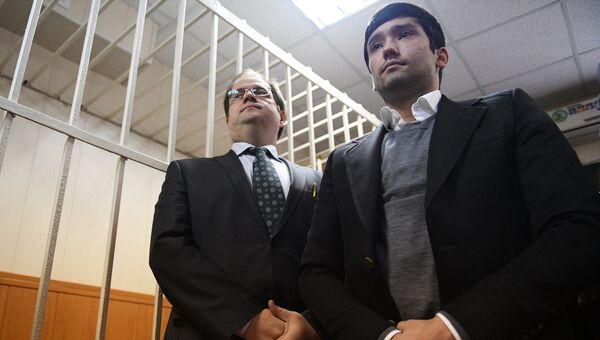 Оглашение приговора Руслану Шамсуарову