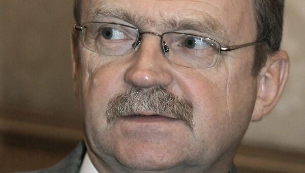 Заместитель секретаря Совета безопасности РФ Владимир Назаров. Архивное фото