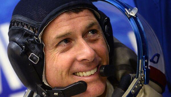 Астронавт НАСА Шейн Кимброу. Архивное фото