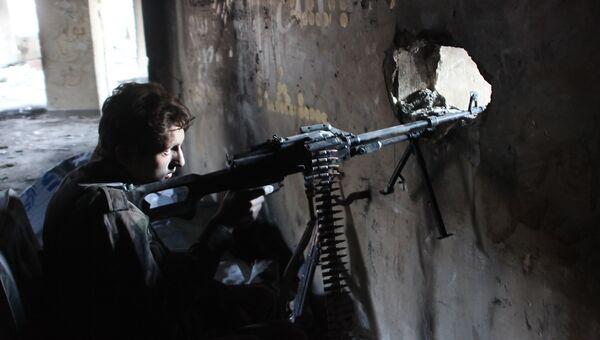 Ситуация в Алеппо. Октябрь 2016
