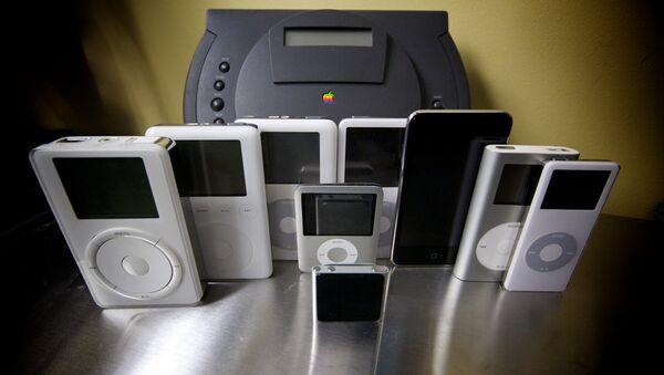 Семейство iPod
