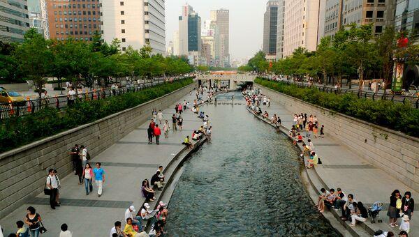 Сеул. Южная Корея