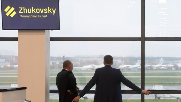 Международный аэропорт Жуковский. Архивное фото