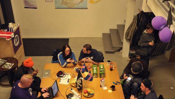 Парламентские выборы в Исландии. Архивное фото