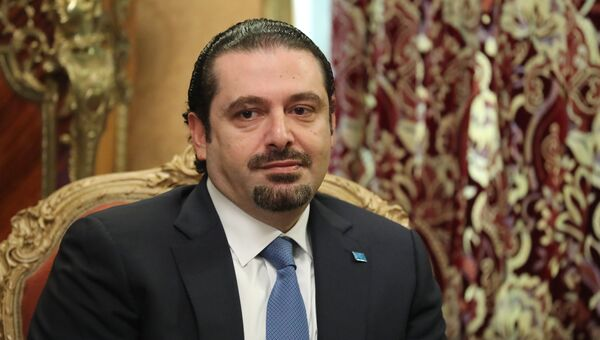 Премьер-министр Ливана Саад Харири. Архивное фото