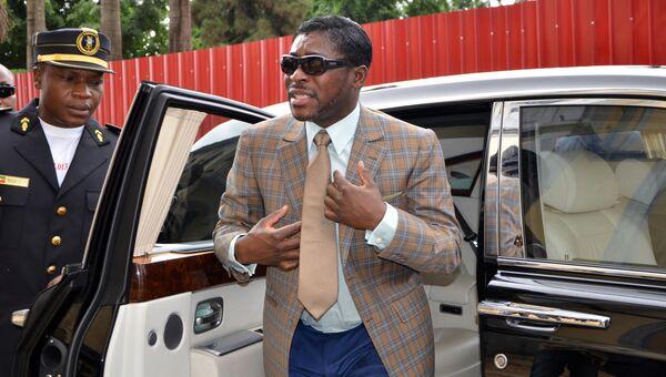 Cын президента Экваториальной Гвинеи Теодорин Обианг