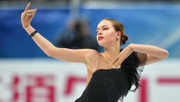 Анна Погорилая (Россия). Архивное фото