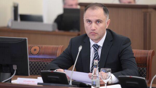 Бывший вице-губернатор Санкт-Петербурга Марат Оганесян. Архивное фото