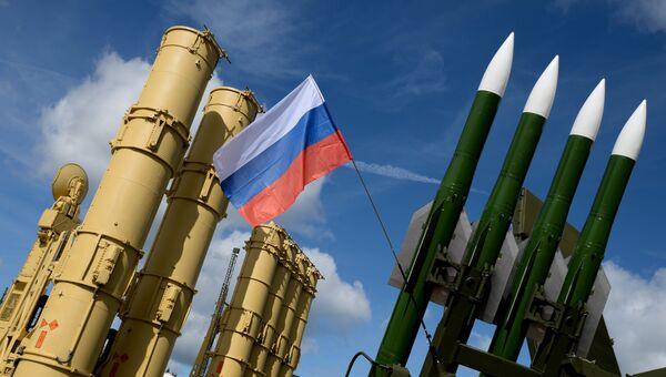 Зенитные ракетные системы. Архивное фото