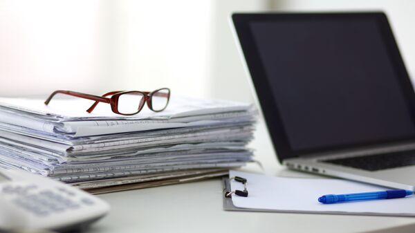 Рабочий стол редактора