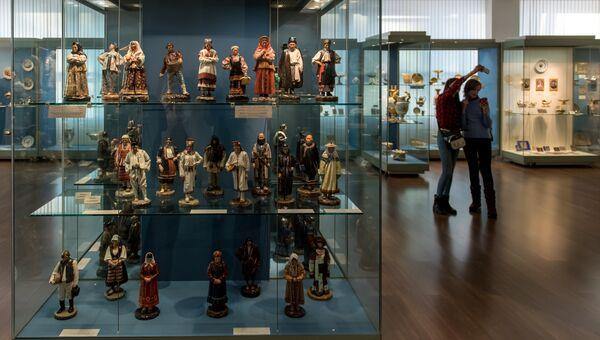Коллекция музея Императорского Фарфорового завода  в Санкт-Петербурге