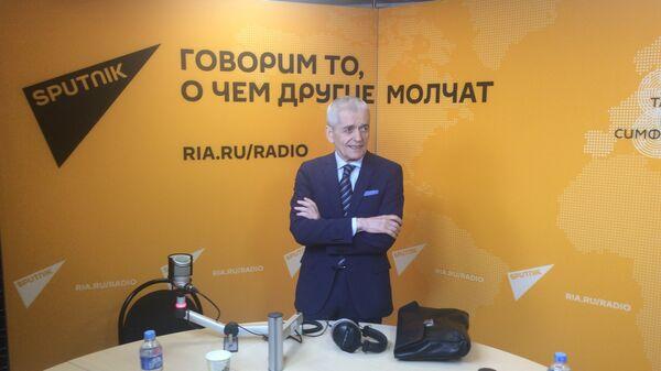Геннадий Онищенко, первый заместитель председателя комитета ГД РФ по образованию и науке