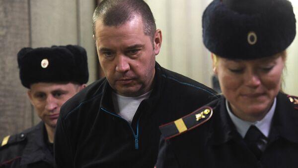 Бывший глава Росграницы Дмитрий Безделов в Мещанском суде города Москвы