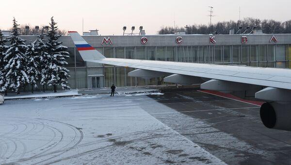 Аэропорт Внуково-2. Архивное фото