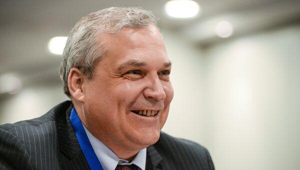 Торговый представитель РФ в США Александр Стадник. Архивное фото
