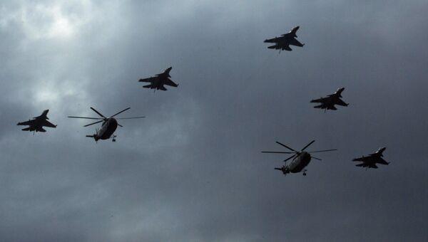 Китайская военная авиация. Архивное фото