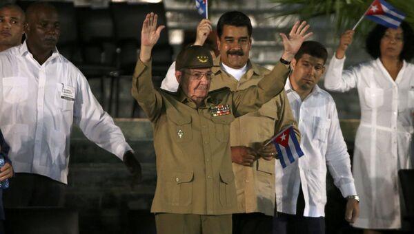 Рауль Кастро. 4 декабря 2016 год