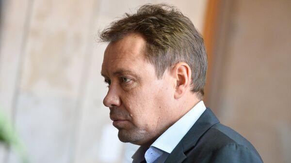 Генеральный менеджер велокоманды Катюша Вячеслав Екимов