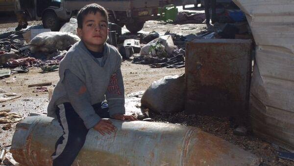 Дети Алеппо. Архивное фото